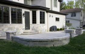 Small Picture Gallery of Patios and Retaining Walls