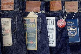 Blue Cult Jeans Size Chart Raw Japanese Denim A Beginners Guide To Japans Biggest Labels