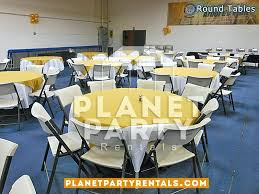 round plastic tablecloth round plastic table with white tablecloths and yellow overlay with white chairs plastic