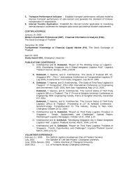 Portfolio Logistics Analyst Resume Page3