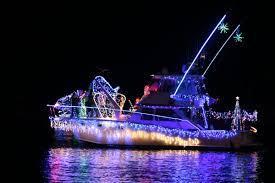 Dana Point Boat Parade Of Lights 2018 Photos Dana Point Harbors Boat Parade Of Lights Goes