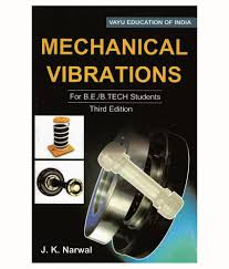 Mechanical Vibration Third Edition Paperback English Latest Edition