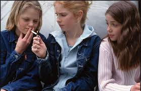 Why Smoking Teens Magazine Image Start