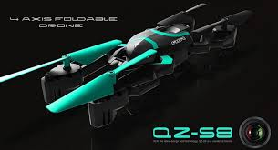 QZ S8 Pro <b>foldable</b> drone with altitude-hold | First Quadcopter