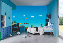 Super Mario Bedroom Super Mario Brothers Wall Murals
