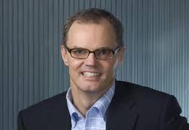 Starwood Hotels CEO Frits van Paasschen.