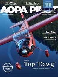 Aopa Charts Aopa Pilot Magazine August 2019