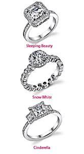 disney princess wedding rings. want to feel like cinderella on your wedding day? one of disney\u0027s princess -themed disney rings n