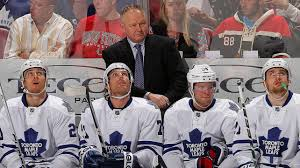 randy carlyle focused in toronto return though the maple leafs were in a playoff spot it was clear that all was not well in terms of the direction things were heading toronto went 2 5 0 on the