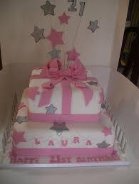 Girls 21st Birthday Cake Angelas Passion Cakes Flickr