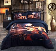 skulls comforter sets warm tour skull with candle bedding set comforter sets twin full queen king size skull king size comforter sets sugar skull comforter
