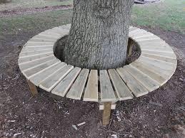 tree seats garden furniture. Beautiful Bespoke Tree Seat Seats Garden Furniture