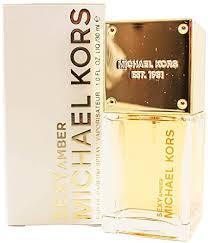 <b>Michael Kors Sexy</b> Amber Eau de Parfum for Women 100 ml ...