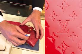 how to clean louis vuitton vernis