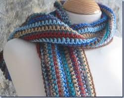 Mens Scarf Crochet Pattern Cool Man Crafts 48 Crochet Designs For Men And Boys AllFreeCrochet