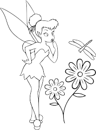 Coloriage Peter Pan Et Fee Clochette L L L L Duilawyerlosangeles
