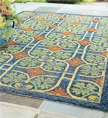 indoor outdoor rug turquoise fab habitat rugs world moss green stripe hab fab habitat