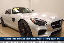 Today, amg continues to create victory on the track and desire on the streets of the world. Used 2016 Mercedes Benz Amg Gt For Sale Near Me Edmunds