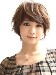 Asian hair picture style woman