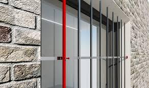 Fenstergitter Systeme Secofix Fenstergitter Baukastenprinzip