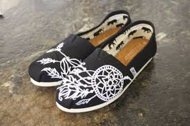 Dream Catcher Toms Dream Catcher Toms Made to Order by REleven41 on Etsy 4141 I 1