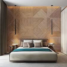 Modern Bedroom Interior Design Custom Decor E Beds Wall