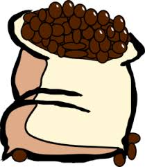 coffee beans clipart. Wonderful Clipart Bag Of Coffee Beans Clip Art And Clipart G
