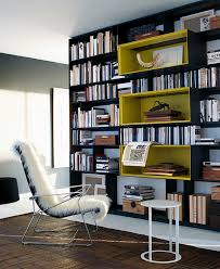 reading room furniture. High-End Furniture In Modern Prefab House - Reading Room B