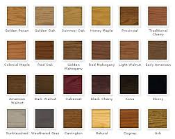 Varathane Classic Wood Stain Color Chart Our Harwood Refinishing Products Baltimore Md Varathane