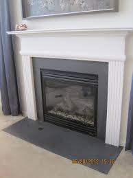 Slate Fireplace Mantel  Mapo House And CafeteriaSlate Fireplace