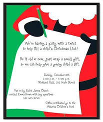 Corporate Christmas Party Invitation Wording Free Party Invitation