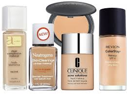 best liquid foundation for oily skin of 2016 mineral
