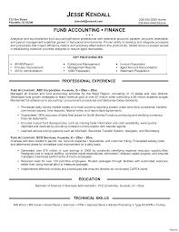 Executive Resume Examples 2017 Accounting Executive Resume Sample Accountant Example Samples 100a 98
