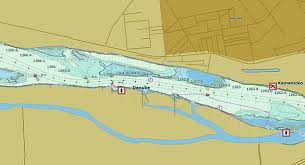 Plovput New Electronic Navigational Charts For The Danube