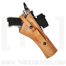 c o w s pro shooter scope holster for ruger mk series and browning buck mark