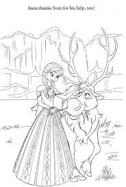 Fris Kleurplaten Anna En Elsa Frozen Klupaatswebsite