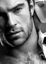 Sean Lawrence   Male face, Beautiful men, Face