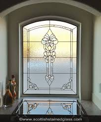 Privacy Stained Glass Windows