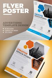 Business Flyer Design Templates Clean Modern Flyer Vol 01 Corporate Identity Template