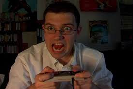 The Angry Video Game Nerd | Know Your Meme via Relatably.com