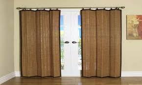double curtain ideas curtain dry sliding door curtain idea sliding glass easy to put double curtain