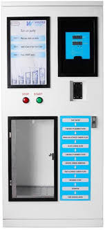 Coin Vending Machine For Water Simple Voltas Water ATM Is A Water Vending Machine Which Dispenses Pure
