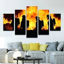 multi panel wall art australia