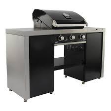 Outdoor Kitchen Equipment Uk Grand Hall Premium Gt3 Island Set Outdoor Kitchens The Bbq Store