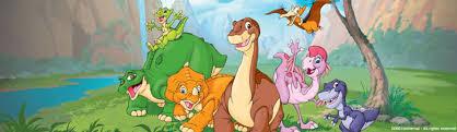 Personnages Le Petit Dinosaure Dessins Anim S Mes H Ros Gulli