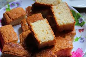 Eggless Vanilla Sponge Cake Recipe Yummy Tummy