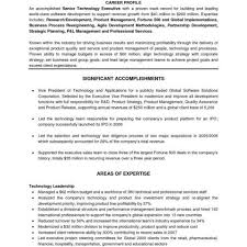 Executive Format Resume Gorgeous Resume Examples Cover Letter Hospitality Inside Executive Format