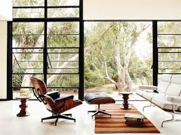 Eames Lounge Chair and Ottoman ...