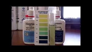 Api Phosphate Chart How To Test Phosphates Episode In A Saltwater Reef Tank 16 Pt 3