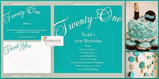 impressive invitations twenty one 21st birthday invitation inspirations